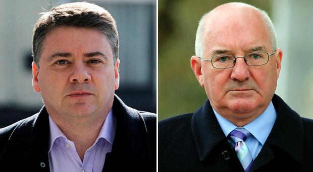 Pat Whelan and William McAteer face a maximum of five years in jail for each offence