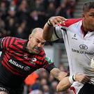 Ulster's Nick Williams is recapturing the form that saw him win several awards last season
