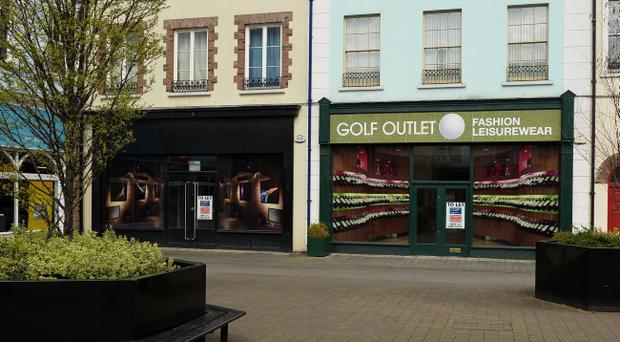 Stormont has already spent thousands of pounds on virtual shop fronts across Northern Ireland.