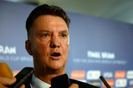 Netherlands coach Louis van Gaal is believed to be the front-runner for the Manchester United manager's job (Photo by Buda Mendes/Getty Images)