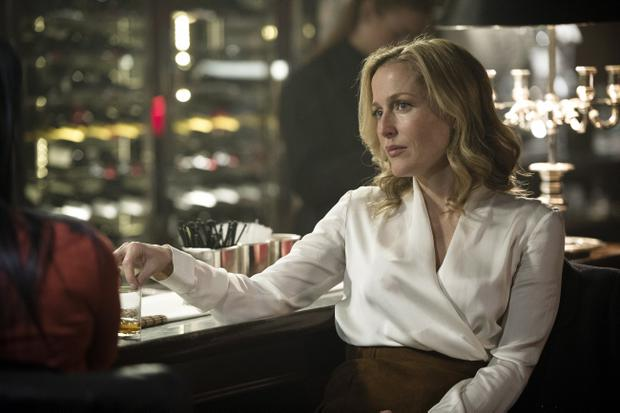 The Fall's DSI Stella Gibson (Gillian Anderson)