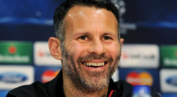 Ryan Giggs said he is determined to help Manchester United end the season on a high