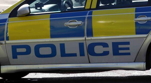 Woman knocked down by car in Co Down