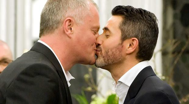 IS GAY MARRIAGE LEGAL IN NORTHERN IRELAND