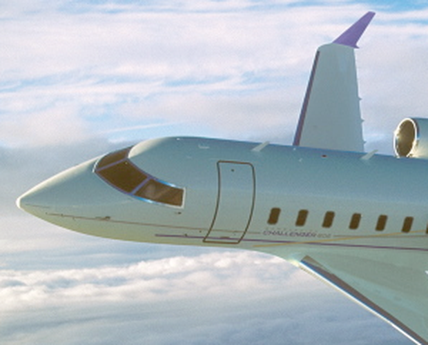 The Challenger 605 business jet, one of a range of planes and plane parts manufactured by Bombardier. The aerospace sector has been held up as one of the poster boys of our recovery in the Northern Ireland Economic Outlook report compiled by PwC