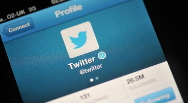 Twitter said its monthly active users had risen 30 per cent in its last quarterly statement. (Photo by Bethany Clarke/Getty Images)