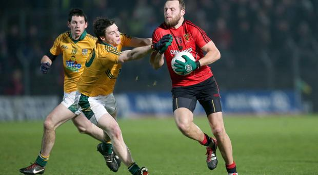 Down's Ambrose Rodgers is primed for action against Tyrone in the Ulster Championship opener
