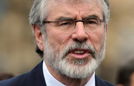 Gerry Adams quizzed over Jean McConville murder