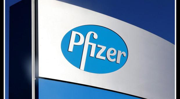 The Pfizer plant in Newbridge where managment called a meeting with its employees and announced it was looking for 150 redundancies yesterday. Pic Frank Mc Grath