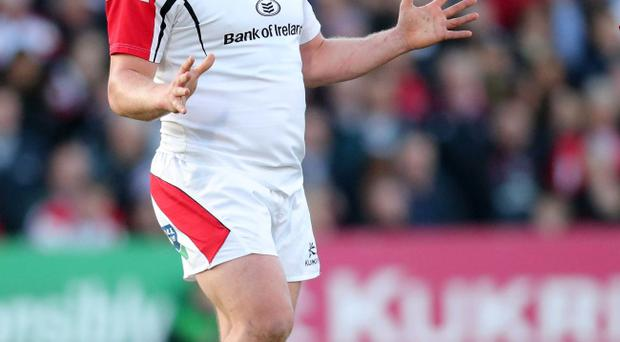 Ulster's Tom Court