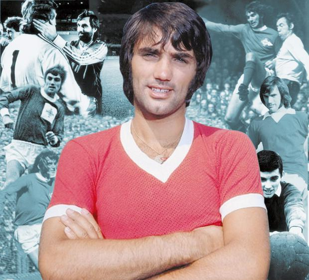 Legend: George Best