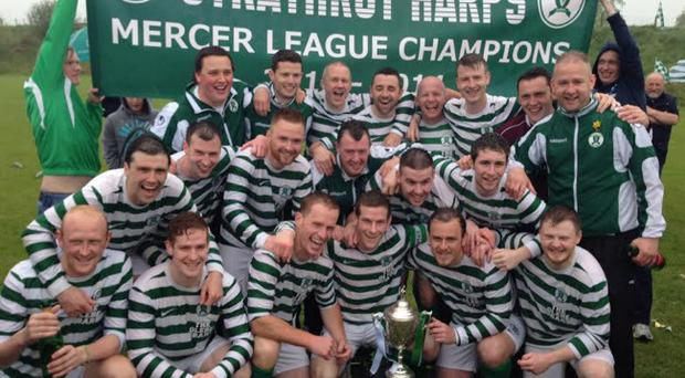Fermanagh and Western Division 1 Mercer league champions 2013/14
