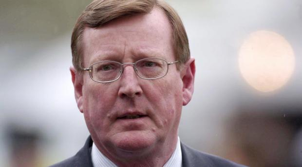 Under David Trimble, the Assembly was suspended four times