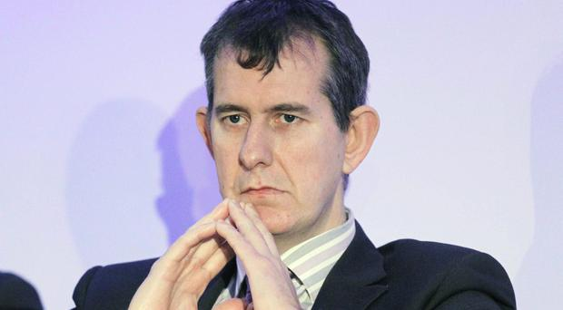 Stormont Health Minister Edwin Poots