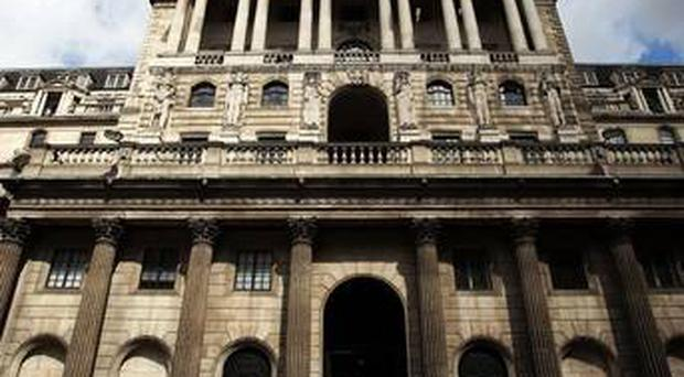 'The Bank of England has upgraded its UK growth forecast for next year'