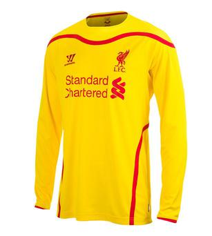 New Liverpool away kit