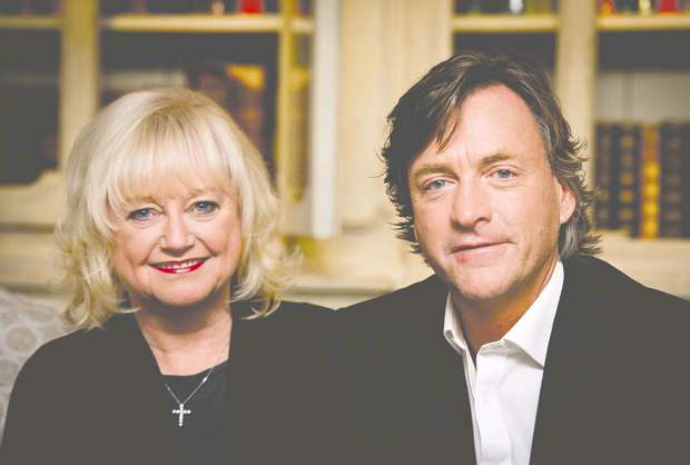 Committed couple: Richard and Judy