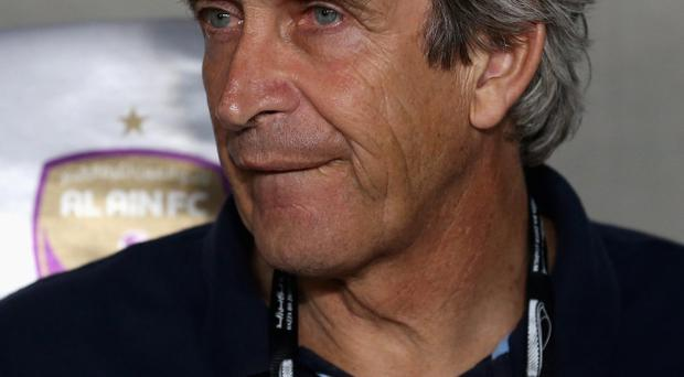 Manchester City boss Manuel Pellegrini guided his team to the Premier League and Capital One Cup this season