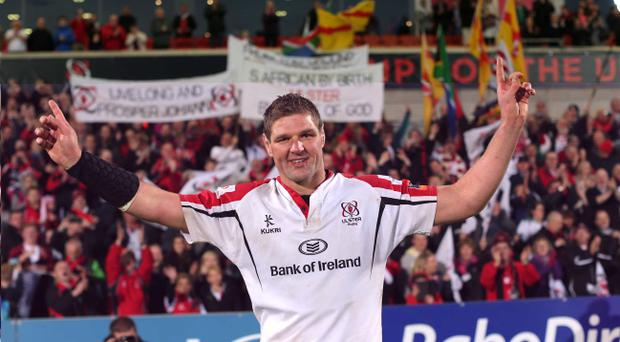 Skipper's call: Johann Muller wants a disciplined Ulster