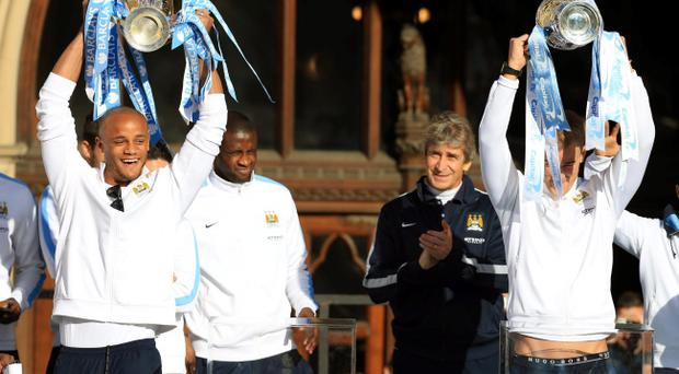 Manchester City are Premier League champions