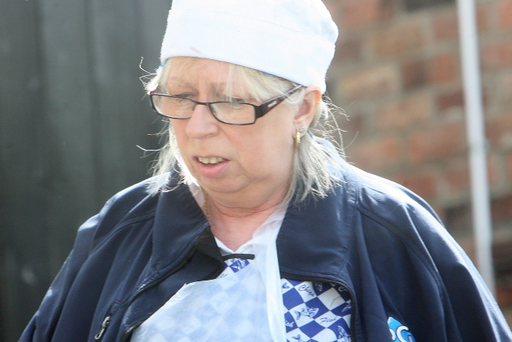 CRUEL: Sacked Lisburn care worker Patricia Young