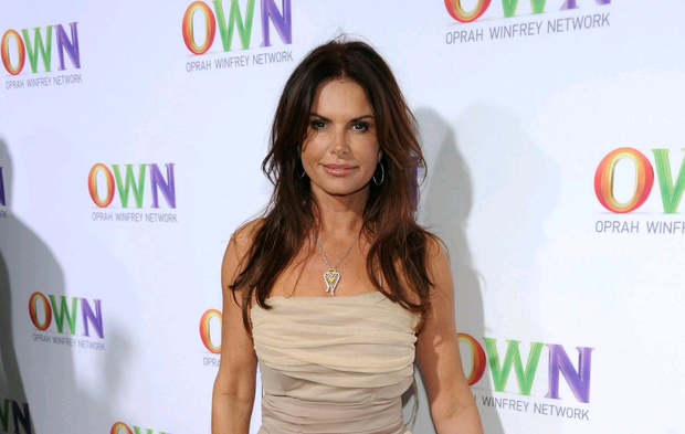 Derry actress Roma Downey