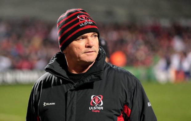 Ulster coach Mark Anscombe said Ulster had closed the gap in class that exists between his team and Leinster