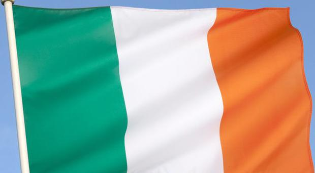 The slogan has been used throughout Troubles by republicans declaring their belief in a future united Ireland.