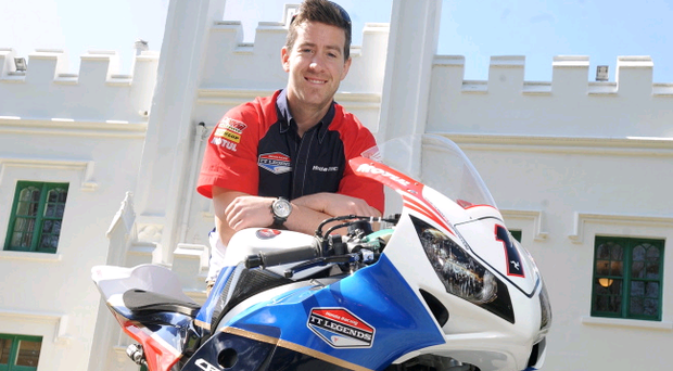 Tragedy: Simon Andrews