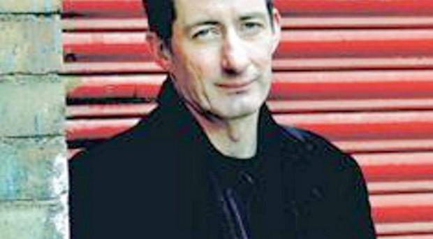 Author Eoin McNamee