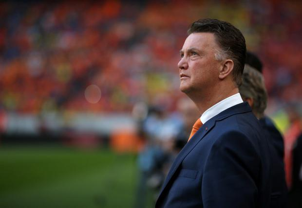 Louis van Gaal has promised to restore Manchester United's pride. (Photo by Charlie Crowhurst/Getty Images)