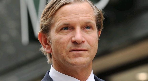 Marks and Spencer Chief Executive Marc Bolland has been under pressure over falling fashion sales at the chain