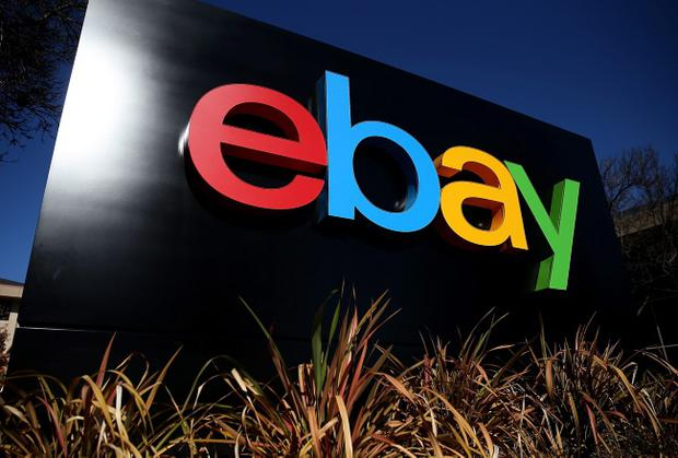 Online auction site's CEO said that eBay is in competition with Google's shopping product — helping out the search giant