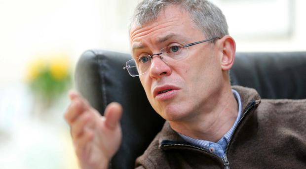Row: Joe Brolly