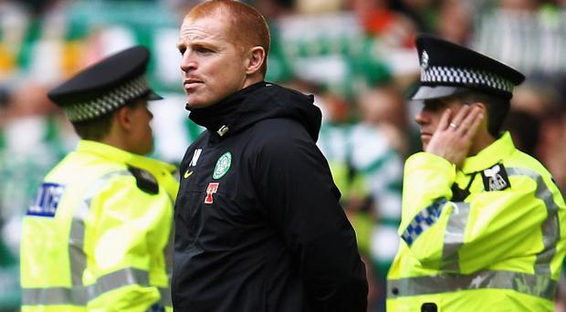 Neil Lennon has been linked with a number of clubs since leaving Celtic. (Photo by Paul Gilham/Getty Images)