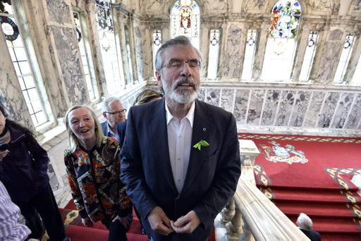 24th May Presseye.com pictured at the Council electoral count at Belfast city Hall. Picture by Stephen Hamilton/Presseye