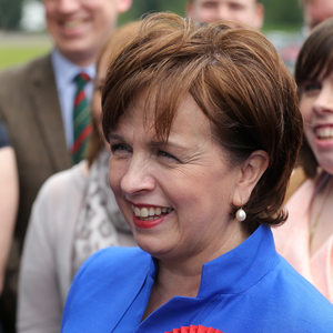 The DUP's Diane Dodds