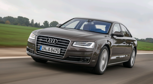 The Audi A8