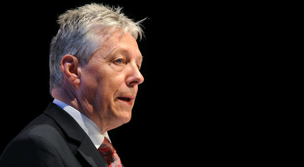 Northern Ireland's First Minister Peter Robinson faced a backlash after saying he 'wouldn't trust' Muslims