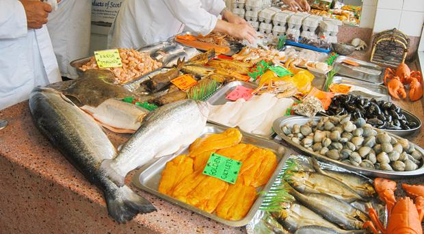 The Fish Shop at Mourne Seafood Bar, Bank Street, Belfast has been recommended as one of our top fishmongers