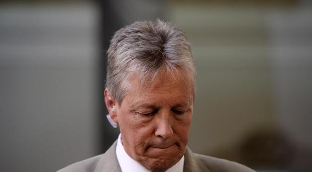 The Rev Kyle Paisley, a Free Presbyterian Minister in England, said of DUP leader Peter Robinson's remarks on Islam that there was 'no reason for any man to go out of his way in order to insult another'. Picture: Charles McQuillan/Pacemaker