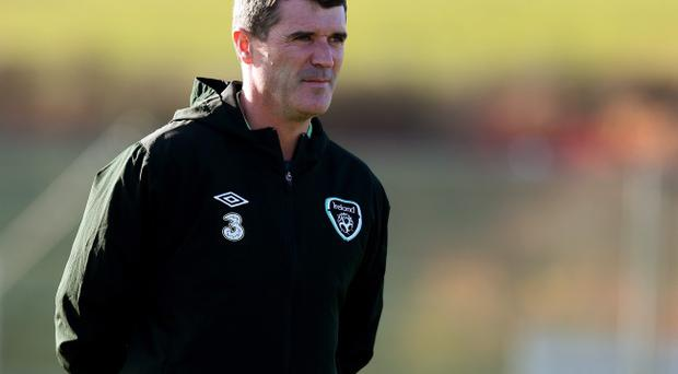 Roy Keane will not be Celtic's next manager