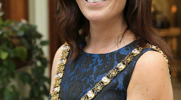 Nichola Mallon becomes only the third woman elected to the role of First Citizen