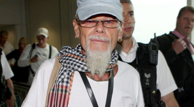 Gary Glitter has been charged with eight counts of sex offences against young girls