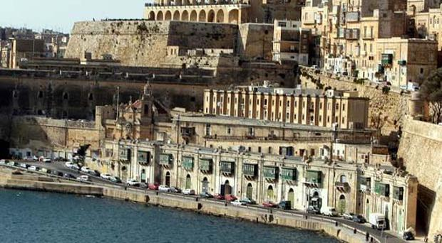 A 65-year-old tourist has drowned on the island of Malta