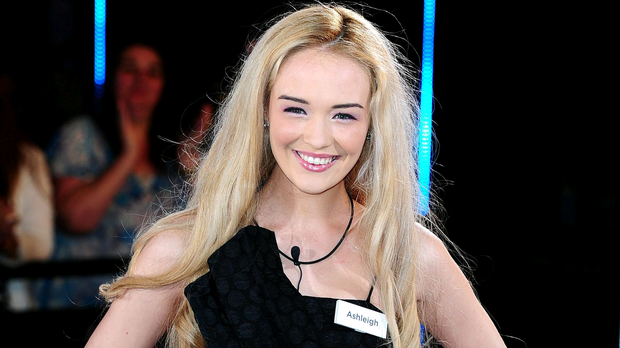 Ashleigh Coyle arriving to enter the Big Brother house at Elstree Studios, Borehamwood, at the start of the latest series of the Channel 5 programme.