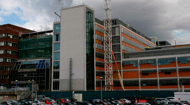 The Mater Hospital complex on Dublin's northside