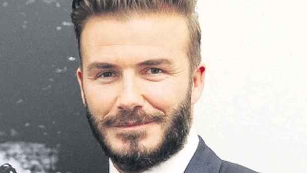 Rejection: David Beckham may now have to look elsewhere
