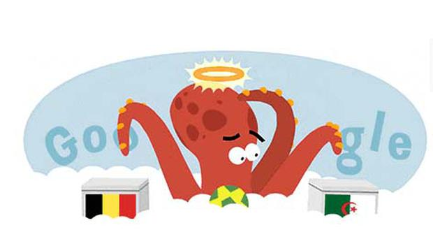 Google's Paul the Octopus