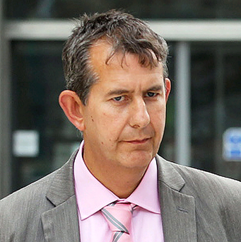 The health minister, Edwin Poots